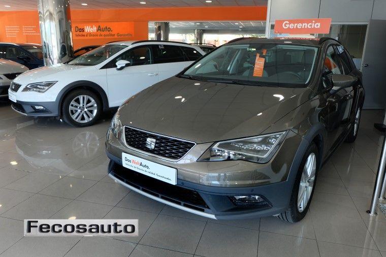 Compra tu coche de ocasión seminuevo Gerencia en Fecosauto, Mollet del Vallès, Barcelona