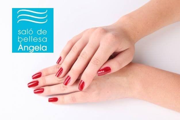 Salón de Belleza Àngela, Lliçà d'Amunt, Barcelona, estética, fotodepilación manicura, tratamientos faciales