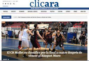 Clicara.cat nou diari digital a Mollet del Vallès i Baix Vallès, l'evolució de molletama.cat,Comercios Mollet