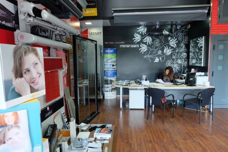 Tendals i aluminis Masip, Mollet del Vallès, Barcelona, carpintería metálica en aluminio, cerramientos, baños, cocinas, mamparas ducha y baño