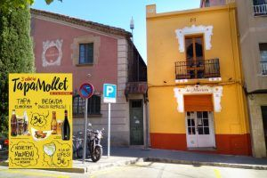 Restaurant La Marieta, Tapa Mollet 2017, Tapa de Cochinillo, restaurante en Mollet íntimo y familiar, aniversarios,cenas románticas, cenas de empresa y celebraciones en Mollet del Vallès, Barcelona.