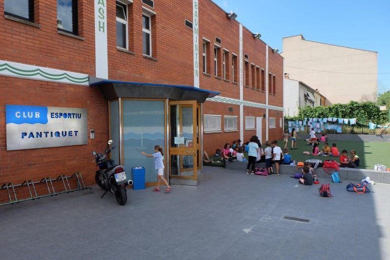 Campus de Verano 2017 en Gimnasio Pantiquet Club Esportiu, Mollet del Vallés, Barcelona