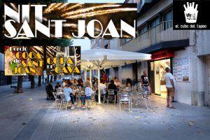 El cubo del tapeo, la mejores nuevas tapas, Mixto de Pollo en Mollet del Vallès, Nit de Sant Joan la noche mágica