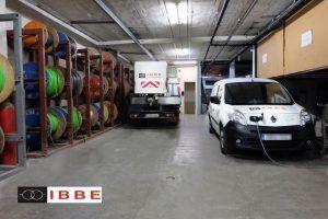 IBBE Electricidad, S.A. instalaciones eléctricas industriales profesionales,montaje y mantenimiento, en Montcada i Reixac,Vallès tel:93 564 10 08