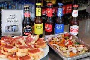 Bar Nuevo Vitorino Mollet del Vallès, Tapa Mollet, billar americano por horas, platos combinados y tapas caseras, café para llevar,Comercios Mollet