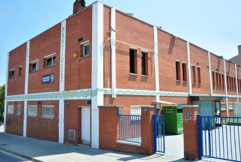 Gimnàs Pantiquet Club Esportiu, Mollet del Vallès Barcelona.tel. 93 593 77 50.