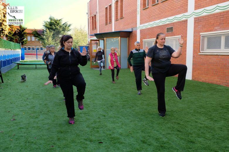 Thai Chi Chuan en Gimnasio Club Esportiu Pantiquet Mollet del Vallès,Barcelona, tel.93 593 77 50