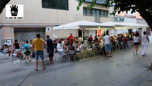 El tapeo en El cubo del tapeo, Mollet del Vallès,Barcelona, las mejores nuevas tapas, gran terraza de verano 2017, tel.930 16 13 54