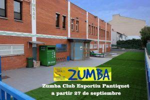 Gimnàs Pantiquet, Club Esportiu Pantiquet,Mollet del Vallès,Barcelona, NUEVA ACTIVIDAD -ZUMBA- días miércoles 17:30 y viernes 18:15, empieza 27 de septiembre de 2017