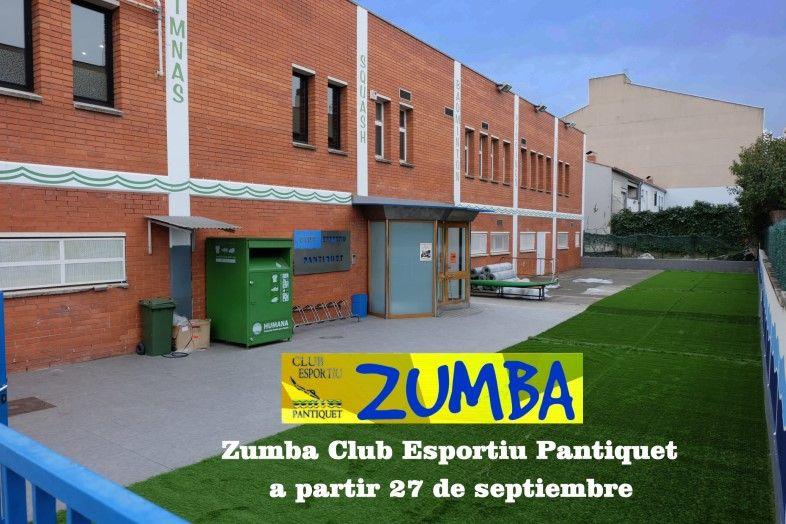 Gimnàs Pantiquet, Club Esportiu Pantiquet,Mollet del Vallès,Barcelona, NUEVA ACTIVIDAD -ZUMBA-