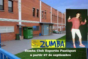 Gimnàs Pantiquet, Club Esportiu Pantiquet,Mollet del Vallès,Barcelona, NUEVA ACTIVIDAD ZUMBA