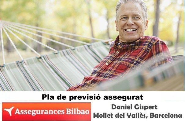 Assegurances Bilbao, Seguros Bilbao, Mollet del Vallès, Barcelona, Pla de Previsió Assegurat Jubilació