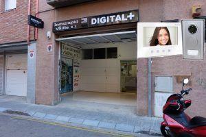Instalrapid Vallès S.L.Mollet del Vallès, Barcelona, tel.935700906, vídeo porteros digitales ABB para comunidades vecinos