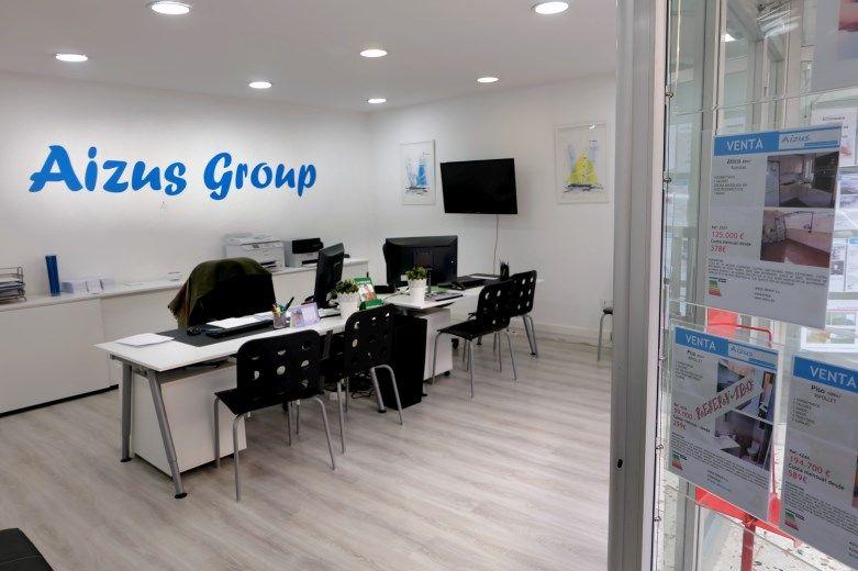 Aizus Inmobiliaria en Ripollet, Barcelona, venta de pisos, alquiler,asesoramiento jurídico, hipoteca 100%