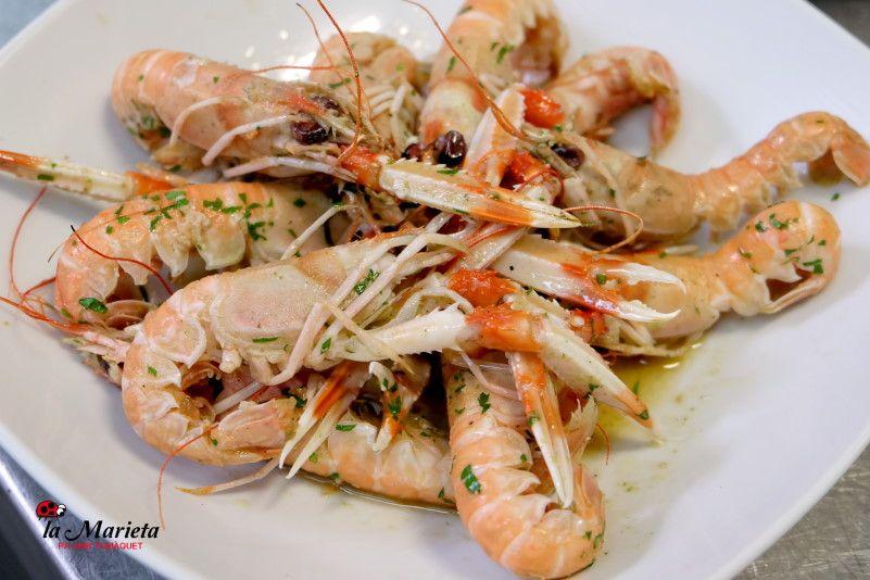 Restaurante La Marieta,Mollet del Valles, Barcelona, íntimo y familiar,especialistas en arroces y carnes , Menú degustación. Todos los viernes 25€ y los sábados 30€