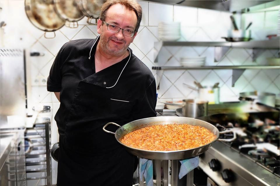 Restaurante La Marieta,Mollet del Valles, Barcelona, íntimo y familiar, arroces y carnes , Menú degustación. Todos los viernes 25€ y los sábados 30€