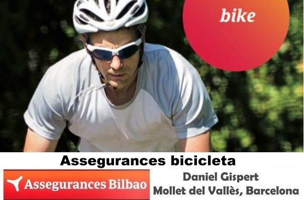 Assegurances Bilbao, Seguros Bilbao ,Mollet del Vallès,Barcelona, Seguros de accidente, asegura tu bicicleta
