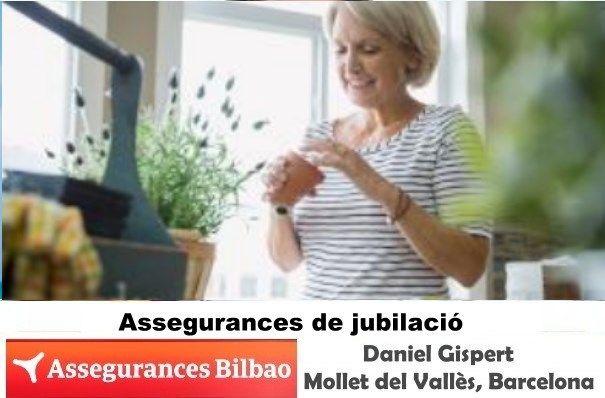 Assegurances Bilbao, Mollet del Vallès,Barcelona, Plan de Pensiones individual, seguro de jubilación