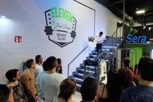 Eleven Sport Club en Mollet del Vallès, Barcelona, nuevo gimnasio Fitness