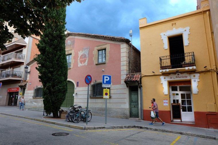 Restaurante La Marieta,Mollet del Valles, Barcelona, menú degustación, cenar en Mollet