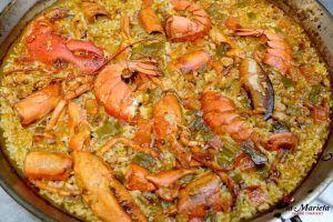 Restaurante La Marieta,Mollet del Valles, Barcelona, los mejores platos de arroz