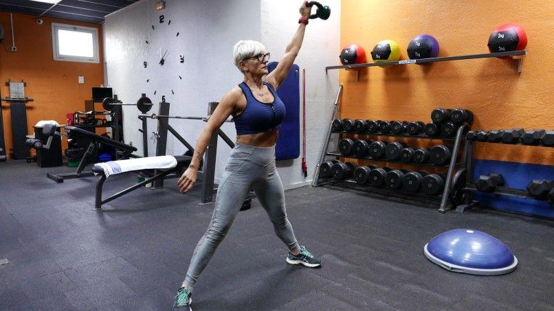Fitness Mollet en Club Esportiu Pantiquet, Mollet del Vallès, Barcelona, nuevos ejercicios
