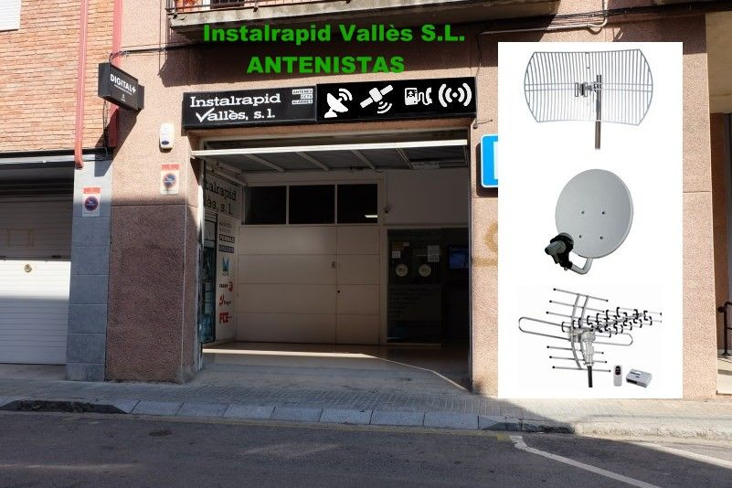 Antenistas TDT y  parabólicas Vallès S.L.Mollet del Vallès, Barcelona