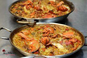 Los mejores restaurantes en Mollet, menú del día, menú degustación, comer y cenar en Mollet, La Marieta