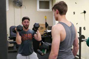 Fitness Mollet en Club Esportiu Pantiquet, Mollet del Vallès, Barcelona, Cross Training