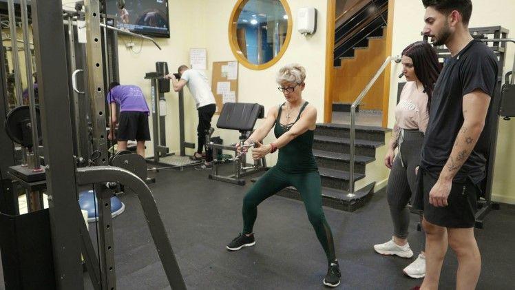 Fitness  como entrenamiento en Mollet con máquinas en Club Esportiu Pantiquet, Mollet del Vallès, Barcelona