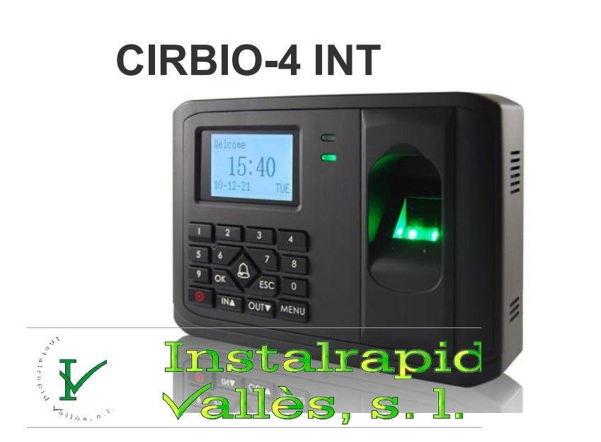 Control de presencia, instalamos los dispositivos, Instalrapid Vallès, Barcelona