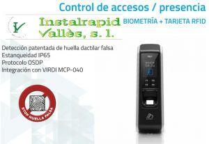 Instalrapid Vallès Control de Presencia dispositivos para los trabajadores