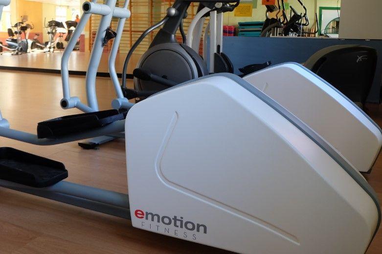 Nuevas máquinas de entrenamiento del Gimnàs Pantiquet en Mollet