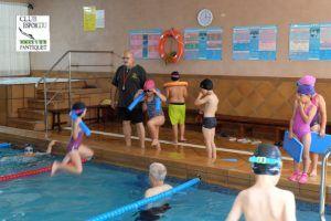 Clases de natación 2019 piscina en Club Esportiu Pantiquet Mollet del Vallès