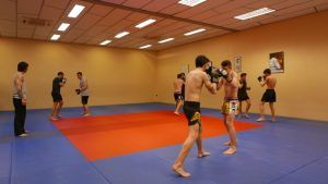 Muay Thai, artes marciales en Mollet, Gimnàs Pantiquet, Club Esportiu Pantiquet,Mollet del Vallès,Barcelona