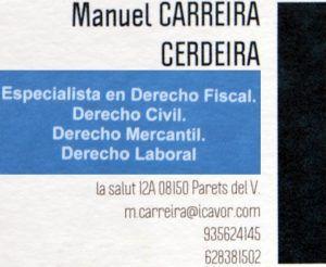 Abogado especialista en Derecho Fiscal en Parets del Vallès,Barcelona