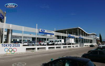 Covesa Concesionario Oficial Ford en Barcelona y Girona, Olimpiadas 2020 Tokio
