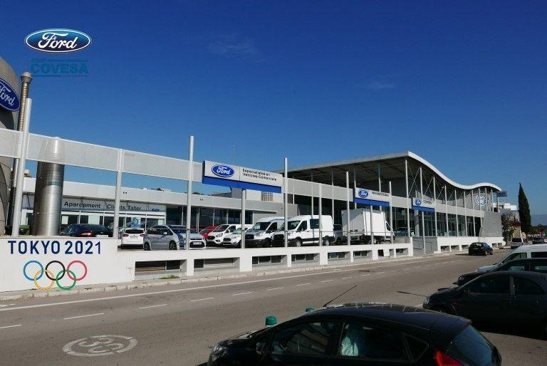 Covesa Concesionario Oficial Ford en Barcelona y Girona, Olimpiadas 2021 Tokio