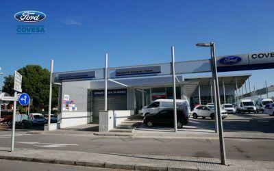 Covesa Concesionario Oficial Ford en Barcelona y Girona vehículos nuevos, coches de ocasión, seminuevos, ocasión, Km0, nuevos Ford Comercios Mollet