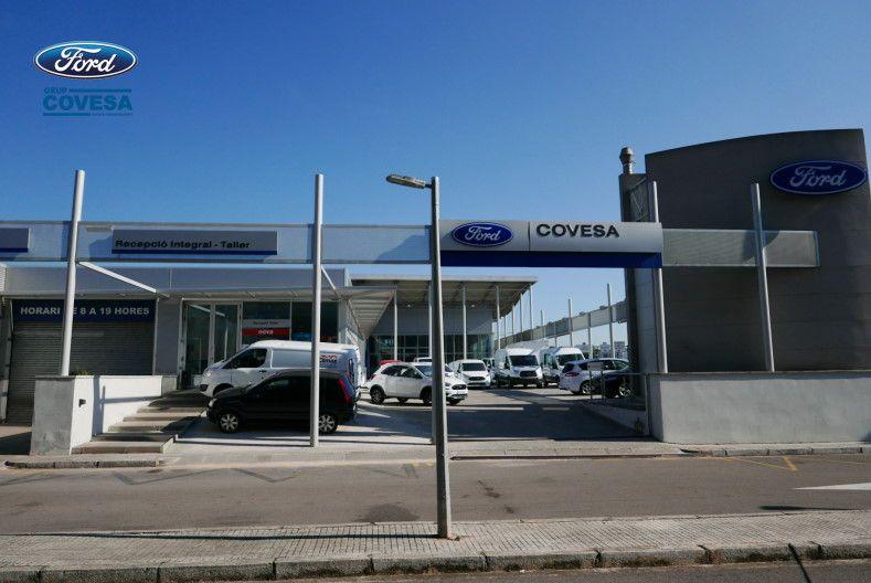 Covesa Concesionario Oficial Ford en Barcelona y Girona vehículos nuevos, coches de ocasión, financiación, Comercios Mollet
