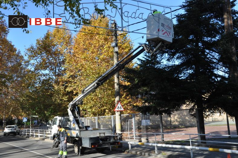 Electricistas de Montcada especialistas en alumbrado público Ibbe electricidad