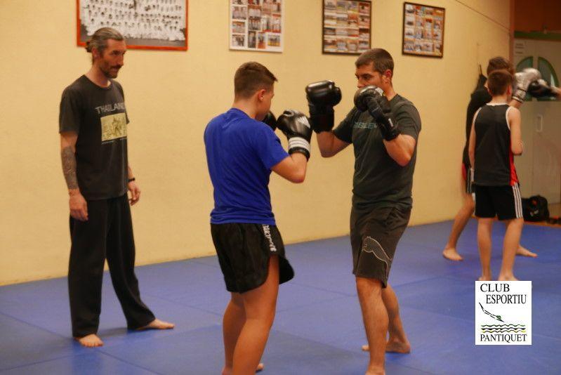 Artes marciales en Mollet cerca de aquí, Muay Thai Club Pantiquet