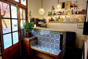 Un sitio para cenar en Mollet, restaurant la Marieta, íntimo, tranquilo y acogedor