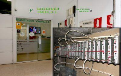 Reparación y mantenimiento de antenas para comunidades de vecinos en Mollet,Instalrapid Vallès,Barcelona