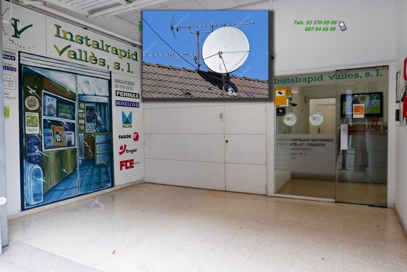 Cambiar portero automático por videoportero ABB, instaladores Instalrapid Vallès, Mollet, Barcelona
