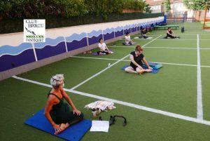 Pilates en Mollet del Vallès,Barcelona, Club Esportiu Pantiquet