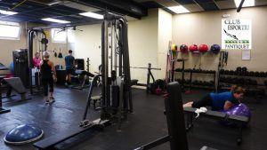 Gimnasia Fitness con pesas y máquinas en Mollet Club Esportiu Pantiquet