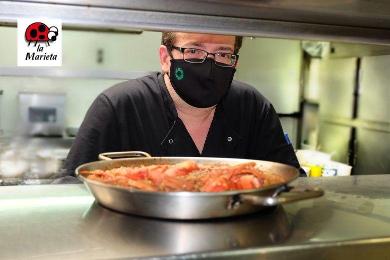 Restaurante íntimo y acogedor, platos tradicionales, menú diario la Marieta Mollet
