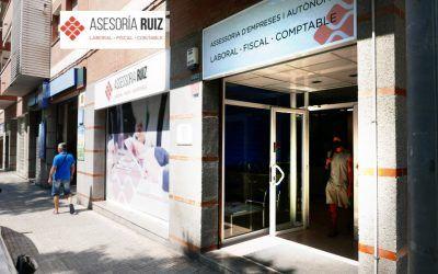 Asesoría Ruiz, gestoría fiscal, contable, empresas y autónomos en Mollet V. Barcelona