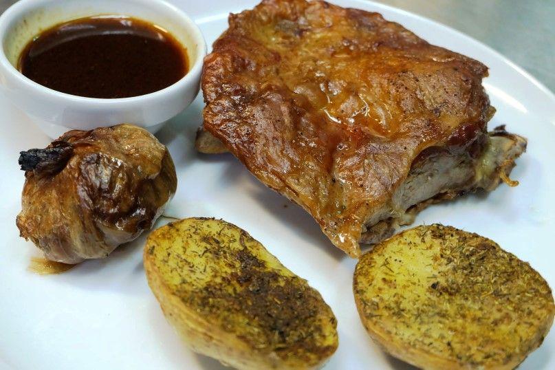 Menú diario la Marieta Mollet, cocina tradicional de mercado catalana y vasca